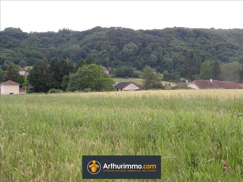 Vente terrain Vignieu 75000€ - Photo 6