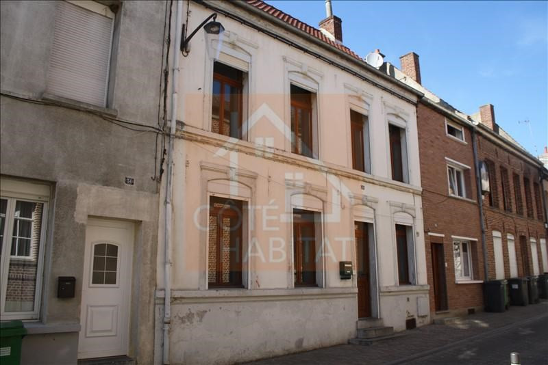Vente maison / villa Le quesnoy 111 000€ - Photo 1