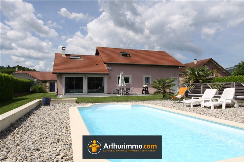 Sale house / villa Belley 335 000€ - Picture 2