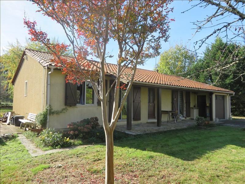 Sale house / villa Montpon menesterol 127000€ - Picture 1