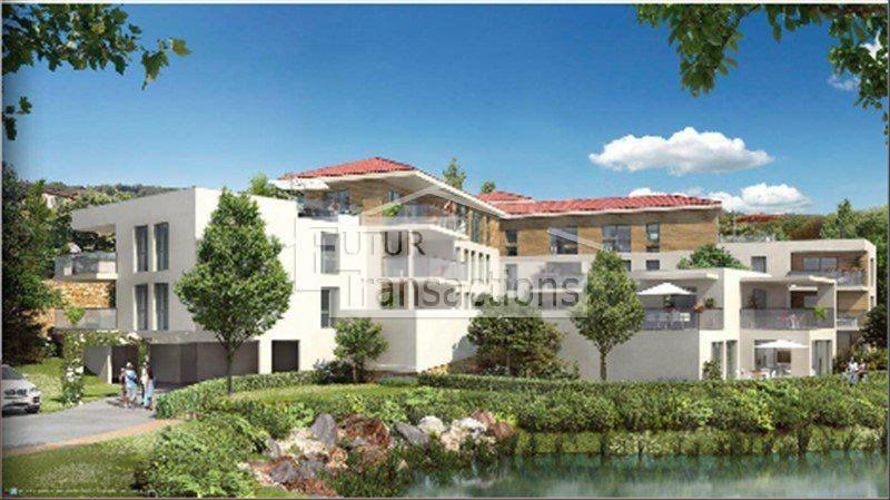 Produit d'investissement appartement Saint-didier-au-mont-d'or 302000€ - Photo 1