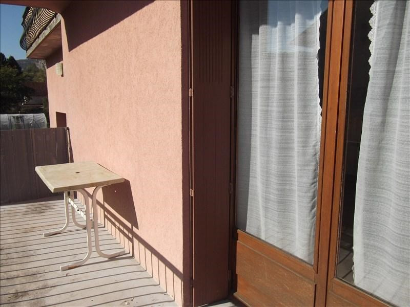 Vente appartement Yenne 126000€ - Photo 3