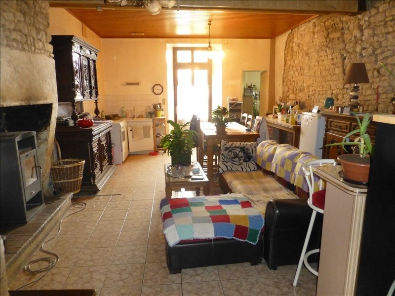 Sale house / villa Aulnay 71280€ - Picture 5