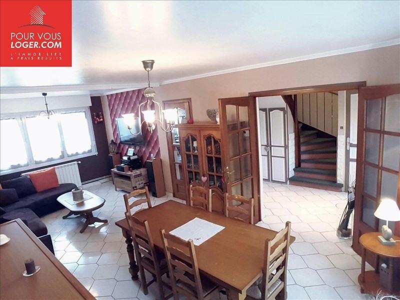 Sale house / villa Equihen plage 155252€ - Picture 6