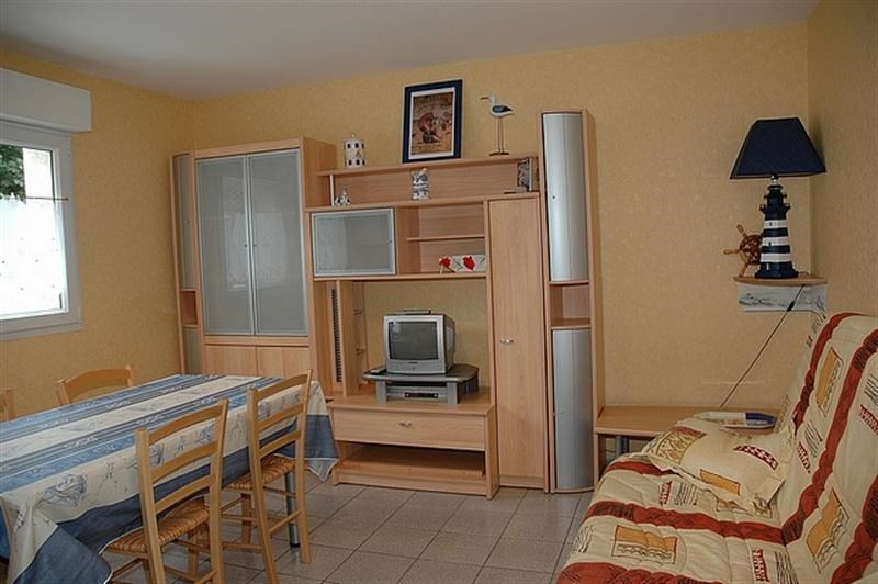 Vacation rental apartment Wimereux 462€ - Picture 1