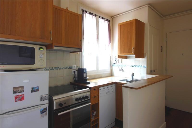 Rental apartment Levallois 1280€ CC - Picture 3