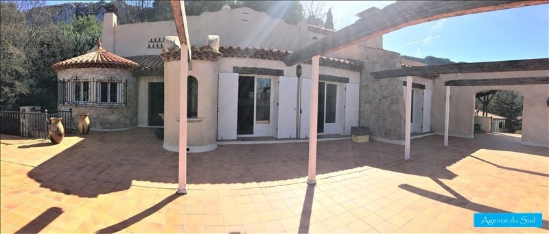 Vente de prestige maison / villa Mimet 799000€ - Photo 1