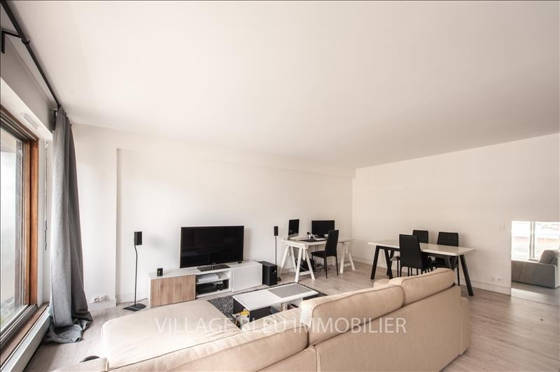 Sale apartment Paris 17ème 643 200€ - Picture 2