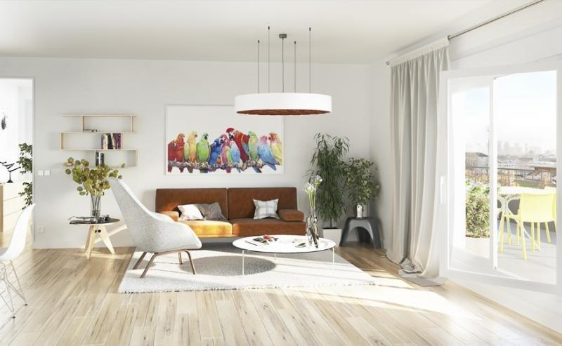 Sale apartment Argenteuil 242445€ - Picture 3