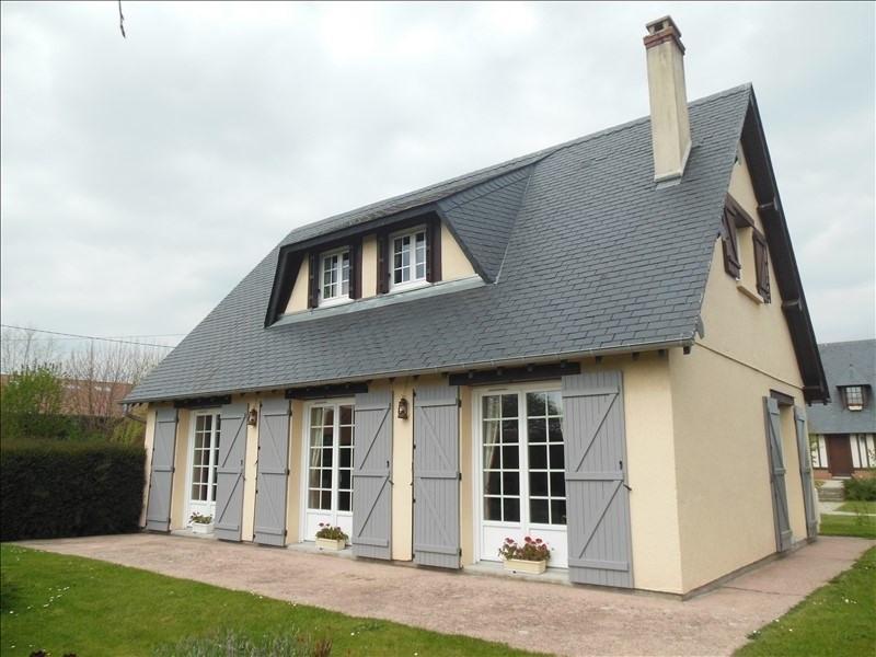 Sale house / villa Montmain 220000€ - Picture 1
