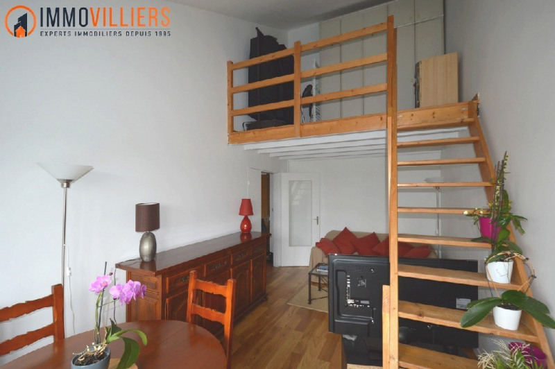 Vente appartement Villiers sur marne 205 000€ - Photo 1
