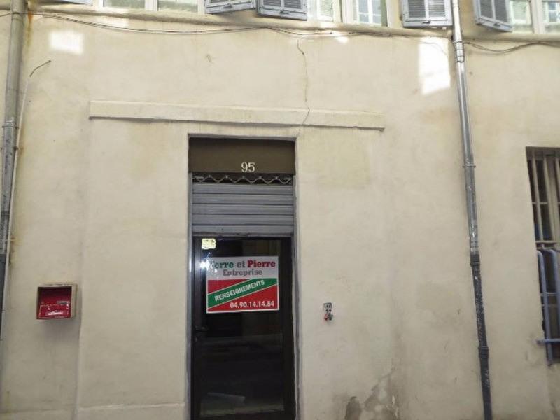 Location local commercial Avignon 460€ CC - Photo 1