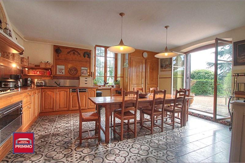 Sale house / villa Neuville sur saone 450000€ - Picture 5