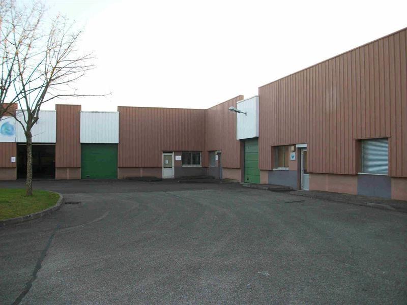 Location Local d'activités / Entrepôt Bron 0