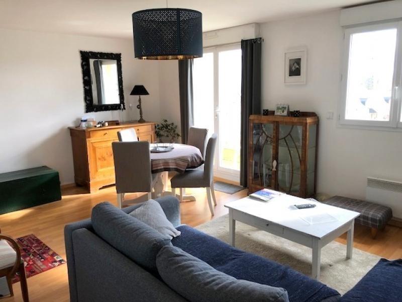 Rental apartment Bruz 590€ CC - Picture 1