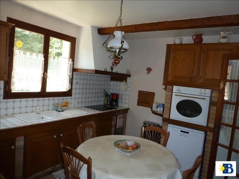 Vente maison / villa Oyre 172250€ - Photo 4