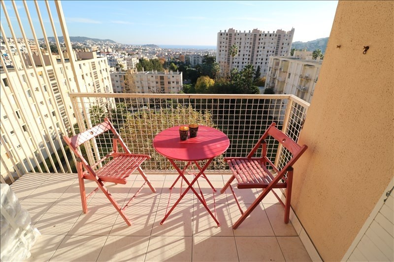Sale apartment Nice 179 820€ - Picture 1
