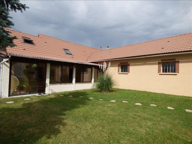 Vente maison / villa Jaligny sur besbre 185000€ - Photo 5