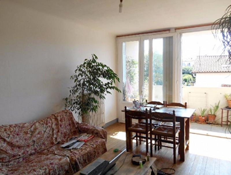 Sale apartment Toulouse 151000€ - Picture 1