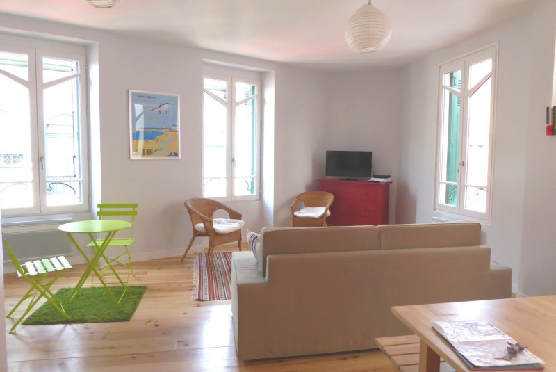 Vente appartement Saint-jean-de-luz 420 000€ - Photo 1