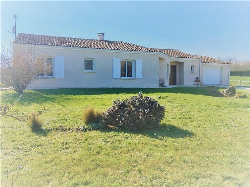 Vente maison / villa Meursac 315000€ - Photo 1