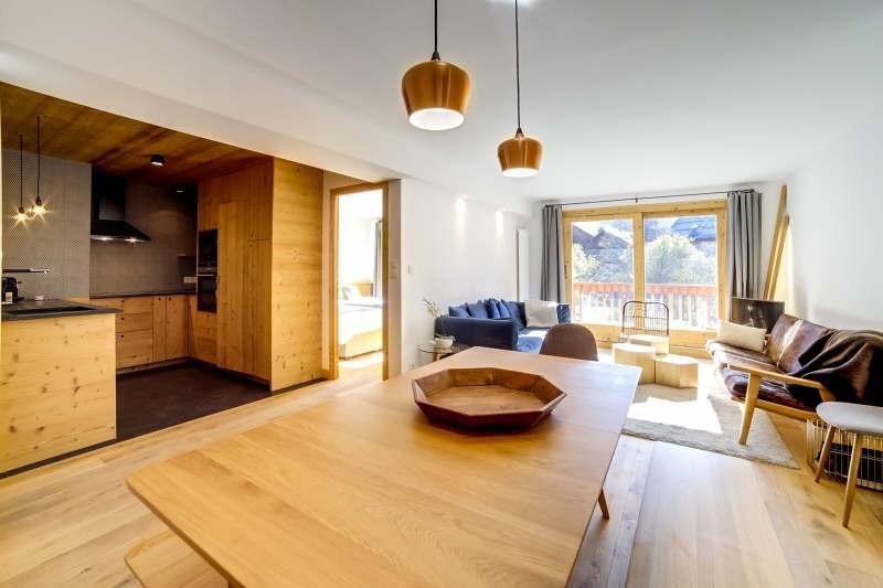 Deluxe sale apartment Meribel 1120000€ - Picture 1
