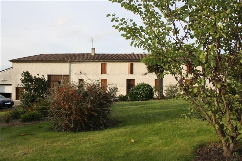 Sale house / villa St macaire 191600€ - Picture 1