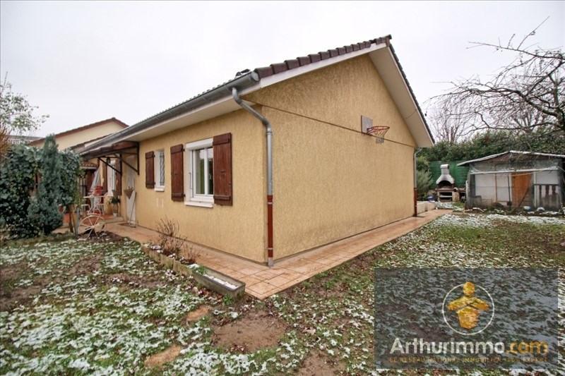 Vente maison / villa L'isle d'abeau 189900€ - Photo 1