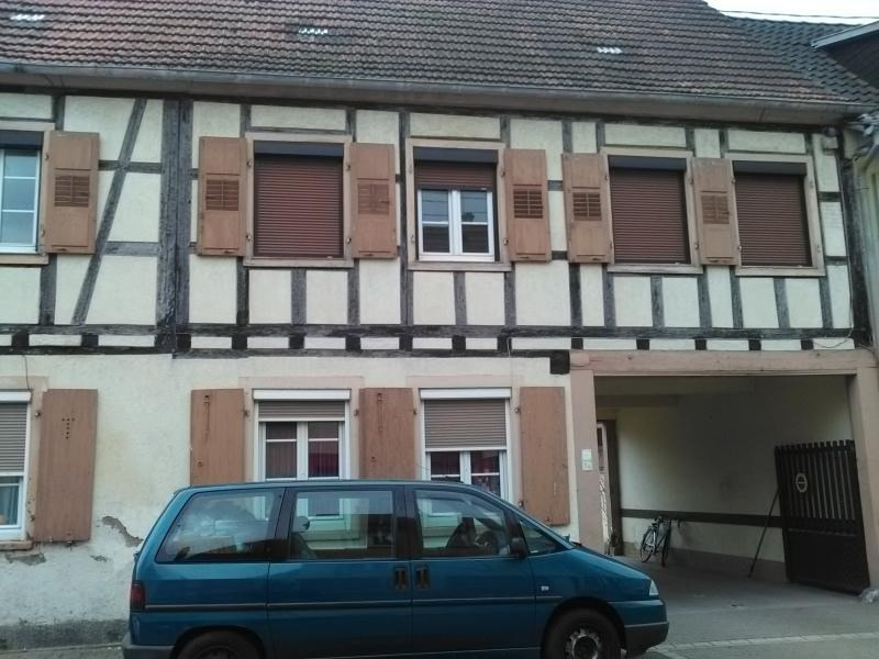 Investment property building Bischwiller 420000€ - Picture 1