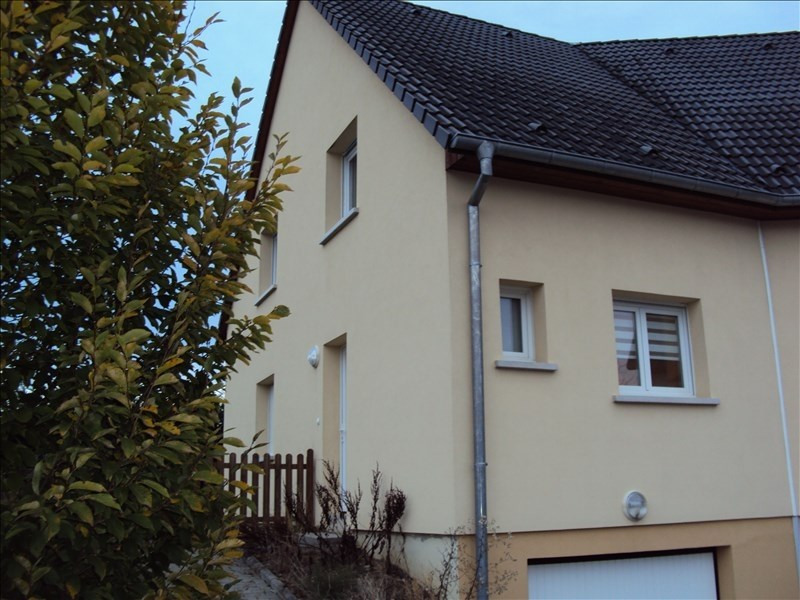 Sale house / villa Folgensbourg 192 000€ - Picture 1