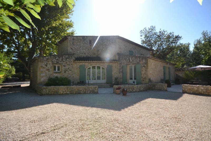 Verkauf von luxusobjekt haus Avignon extra muros 834000€ - Fotografie 8