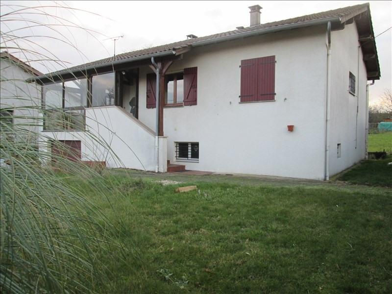 Sale house / villa Pont de vaux 175000€ - Picture 1