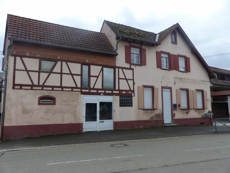 Vente immeuble Wingersheim 242950€ - Photo 1