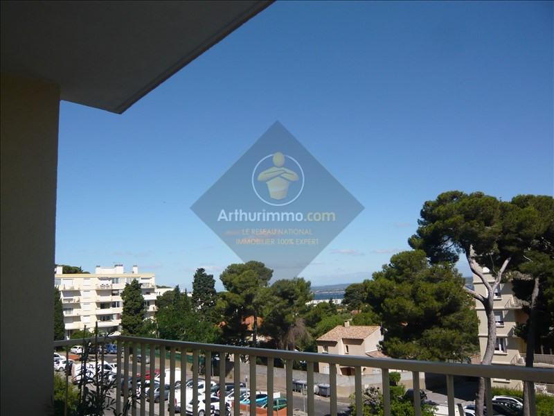 Vente appartement Sete 154000€ - Photo 1