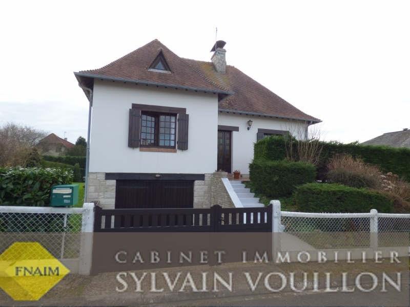 Verkauf haus Blonville sur mer 475000€ - Fotografie 1