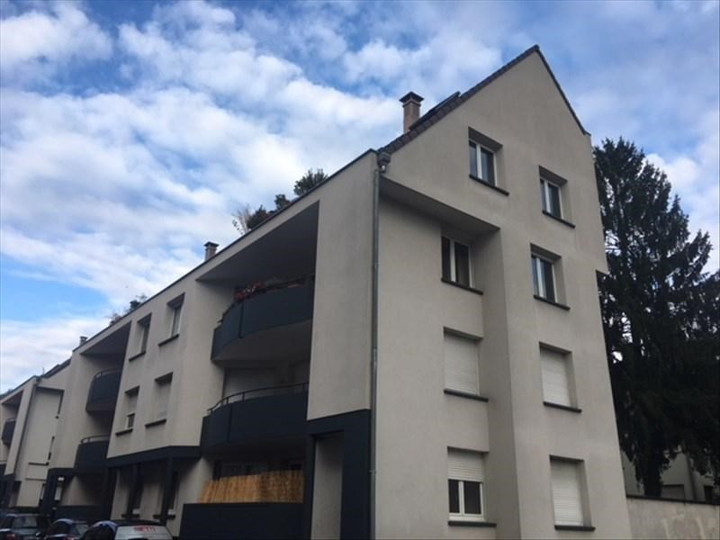Rental apartment Strasbourg 710€ CC - Picture 1