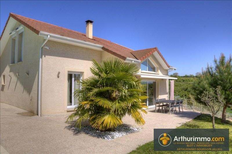 Sale house / villa Bourgoin jallieu 549 900€ - Picture 2