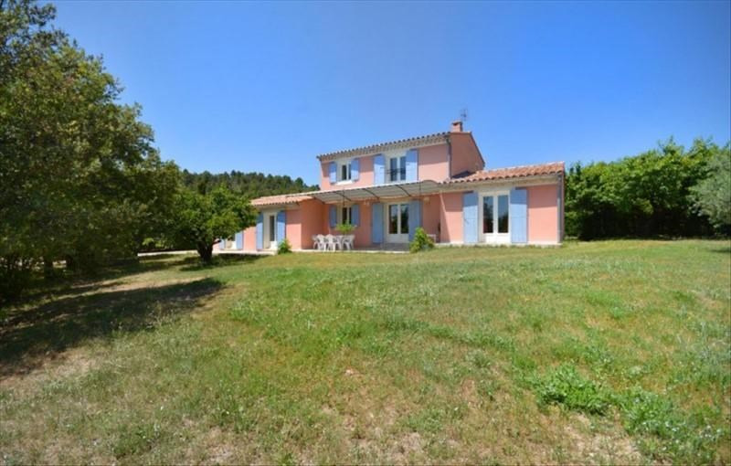 Vente maison / villa Mormoiron 422000€ - Photo 4