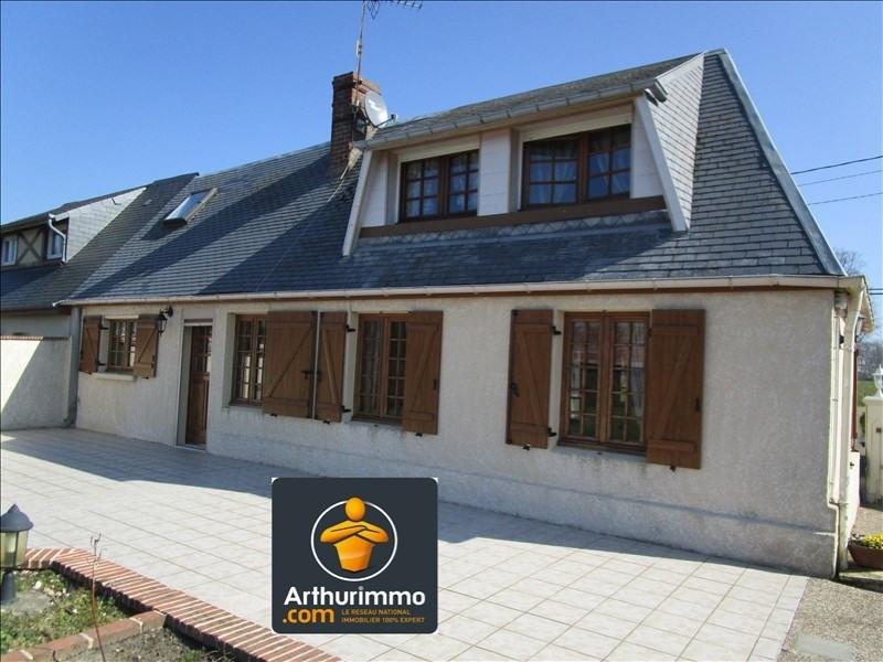 Vente maison / villa Fecamp 169000€ - Photo 1