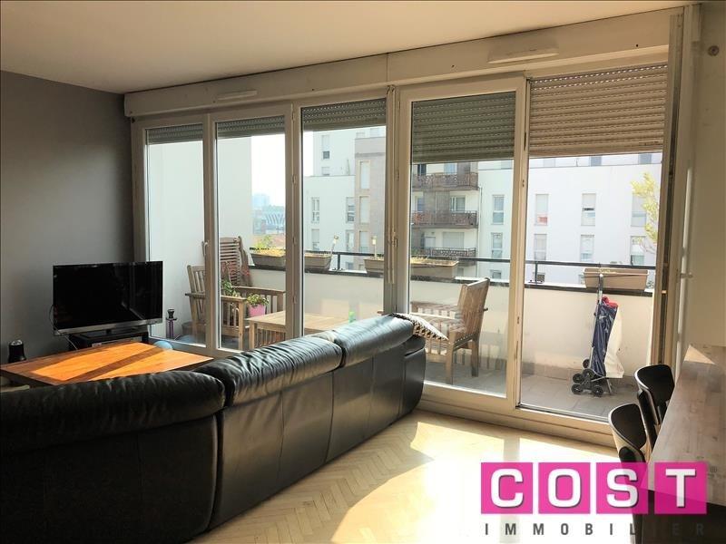Verkoop  appartement Gennevilliers 299000€ - Foto 3