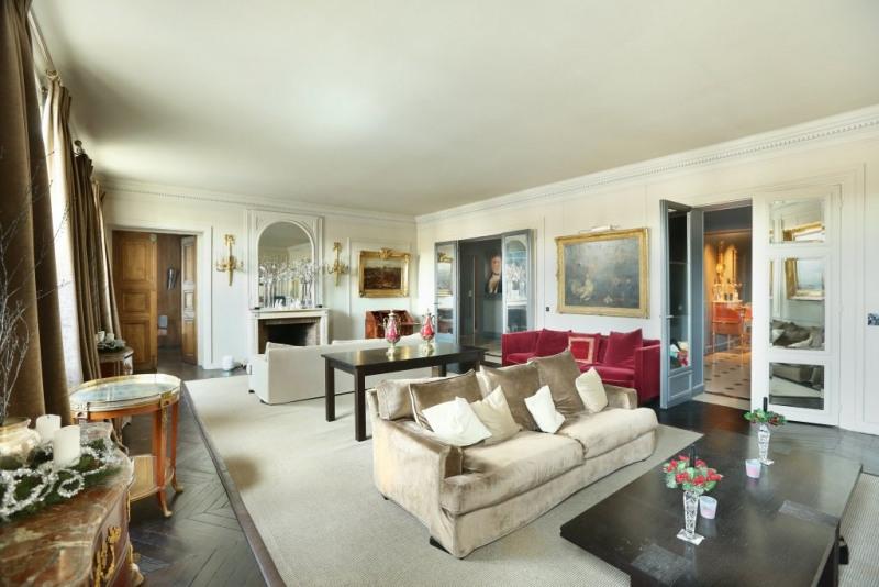 Revenda residencial de prestígio apartamento Paris 7ème 4160000€ - Fotografia 1