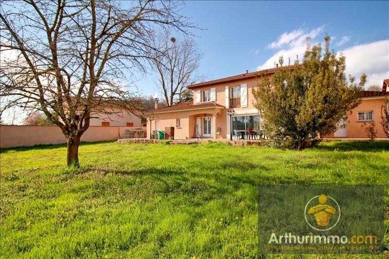 Vente maison / villa L'isle d'abeau 449000€ - Photo 1