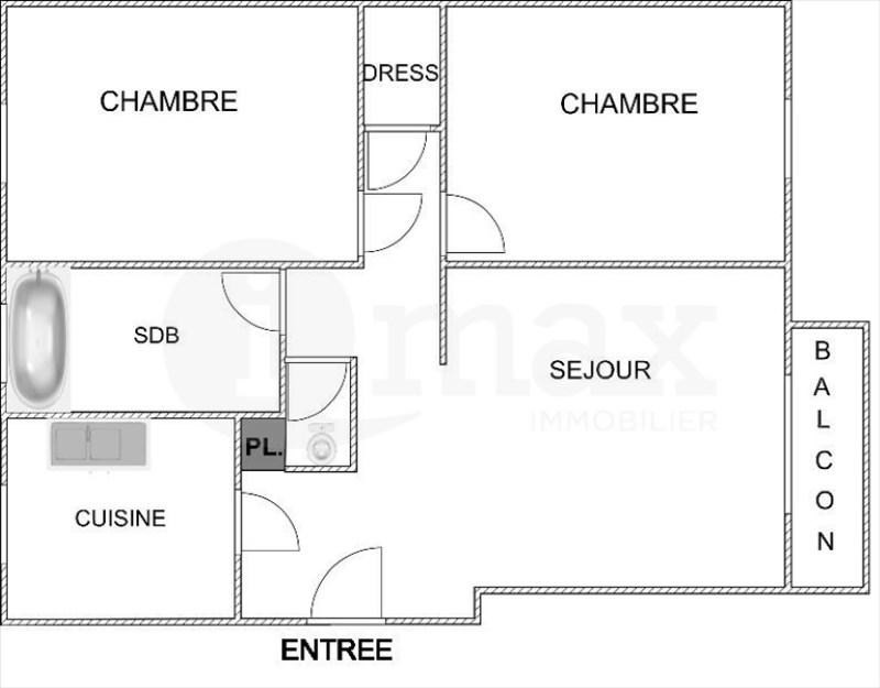 Vente appartement Asnieres sur seine 389 000€ - Photo 5