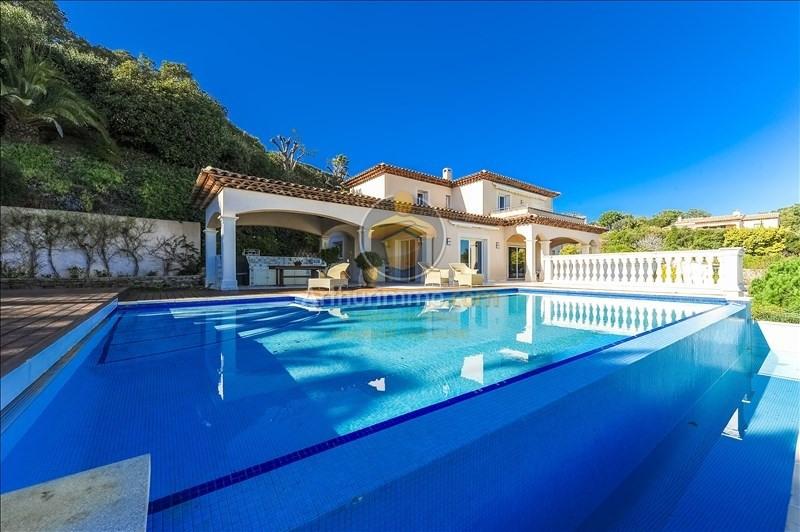 Deluxe sale house / villa Sainte maxime 1895000€ - Picture 2