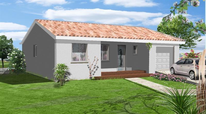 Maison  3 pièces + Terrain 180 m² Brouilla par A M CONSTRUCTIONS