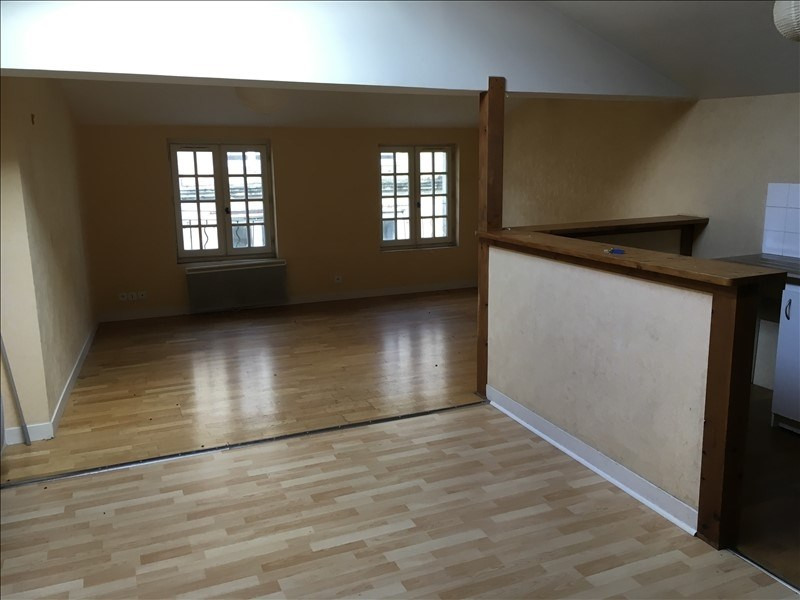 Rental apartment Poitiers 585€ CC - Picture 1