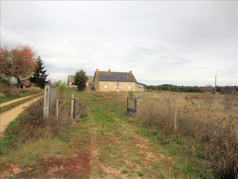 Vente maison / villa Gannay sur loire 94150€ - Photo 6