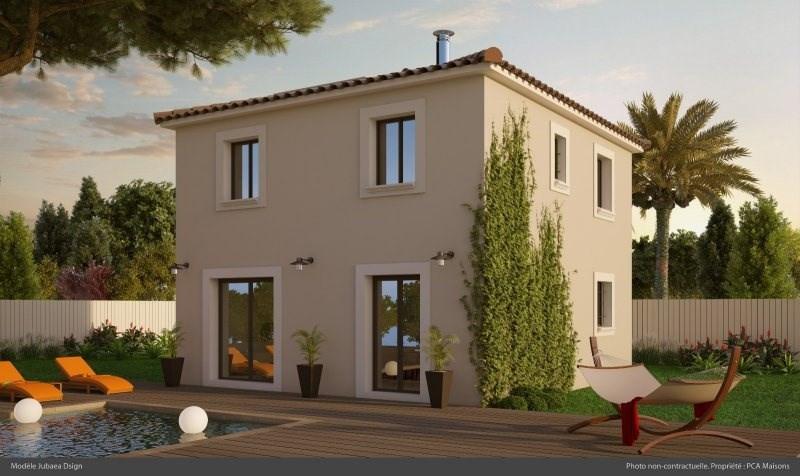 Maison  4 pièces + Terrain 180 m² Six Fours les Plages par PCA MAISONS - LA FARLEDE