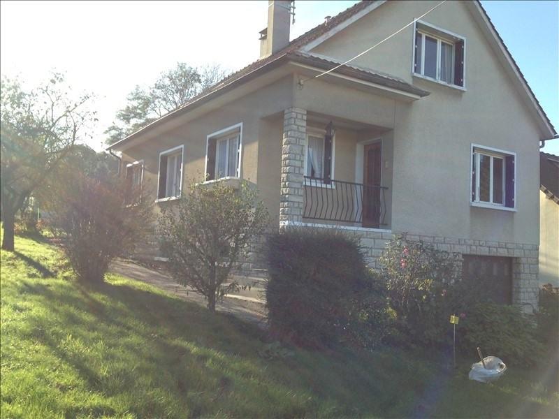 Vente maison / villa Nanteuil les meaux 296000€ - Photo 1