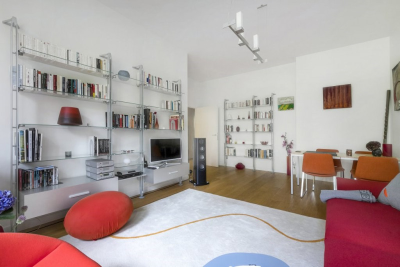 Vente de prestige appartement Boulogne-billancourt 750 000€ - Photo 3